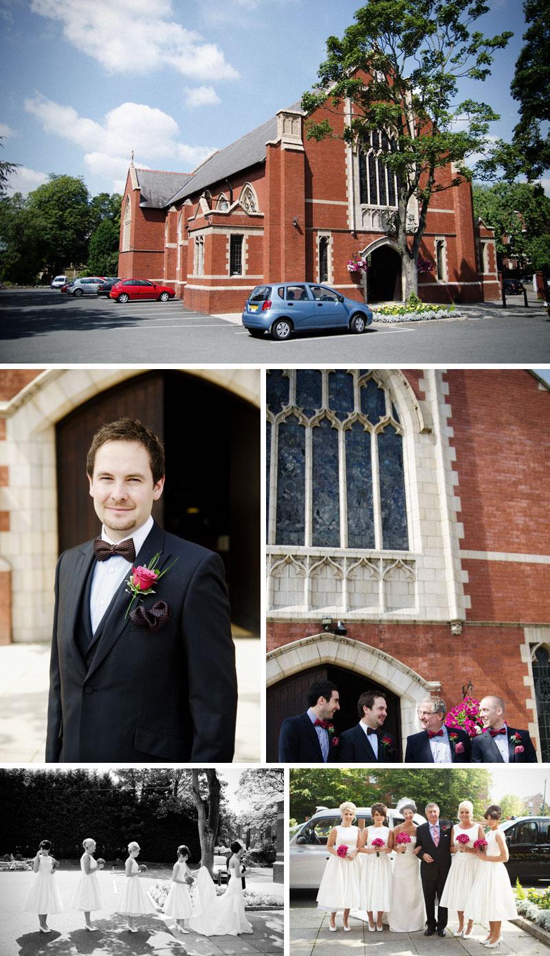 Wedding Photographer chorlton