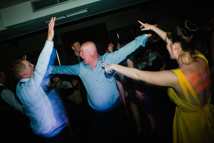wedding dancefloor photo