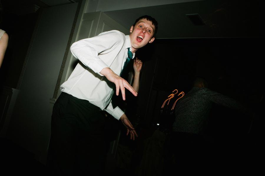 bad wedding dancing