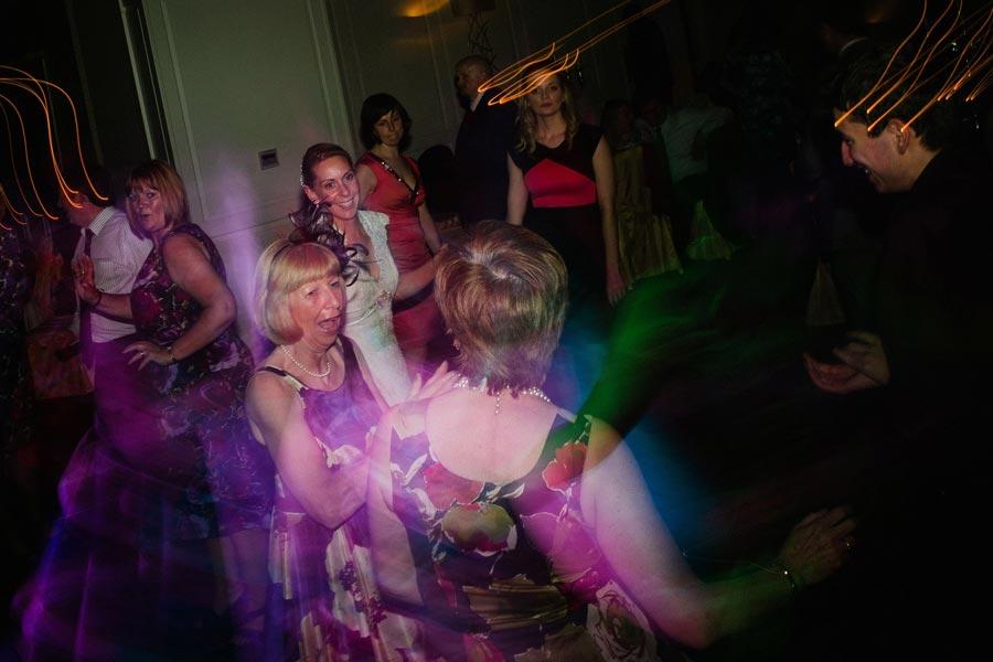 mother of the groom on the dancefloor