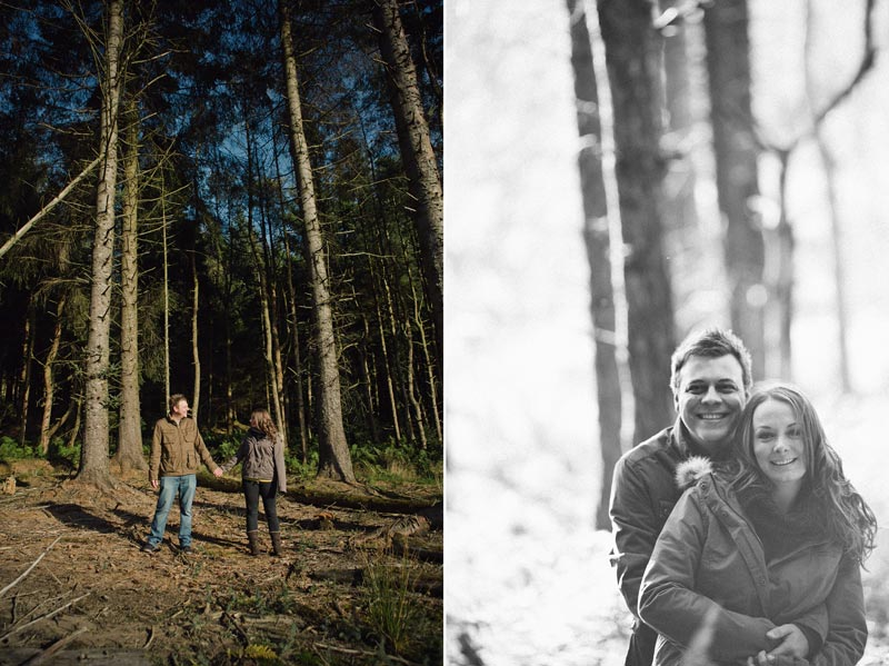 Wedding photography engagement session in bolton near manchester.