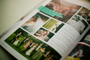 We're in Bride Magazine