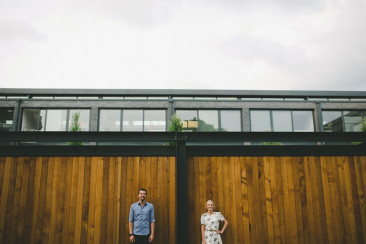 Northern Quarter Pre-Wedding Shoot // Hannah & Jonathan