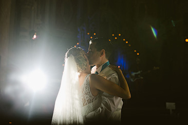 Gorton Monastery Wedding Photography // Gemma & Adrian Sneak Peeks