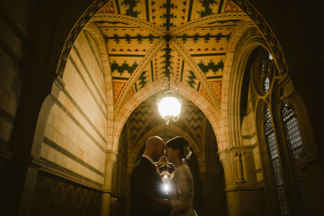 Manchester Town Hall Wedding Photography // Jan & Paul