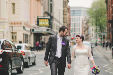 Great John Street Hotel Wedding Photography // One Frame