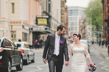 Great John Street Hotel Wedding Photography // One Frame