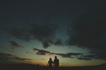 Why I Like This Photograph // Sam & Gareth