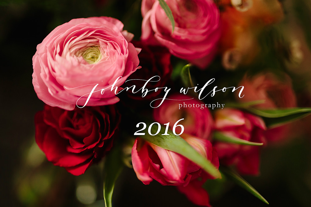 Johnboy Wilson Photography - Best of 2016