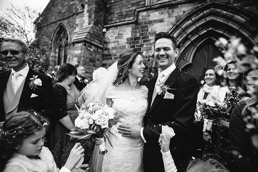 Mottram Hall Wedding Photographer // Hannah & Stephen