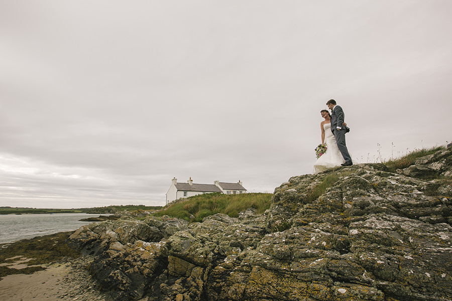 Anglesey Wedding Photographer // Cat & Will